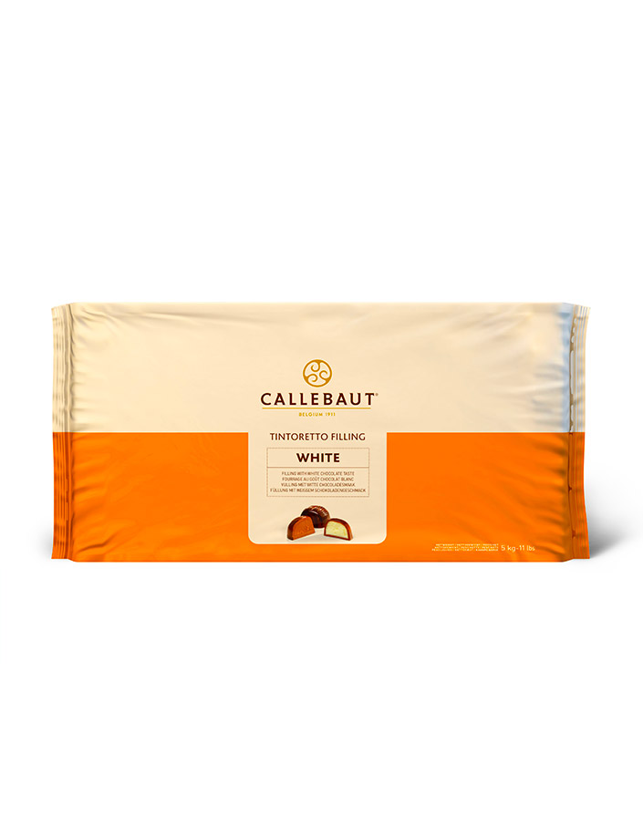 Начинка Tintoretto Basic White Callebaut