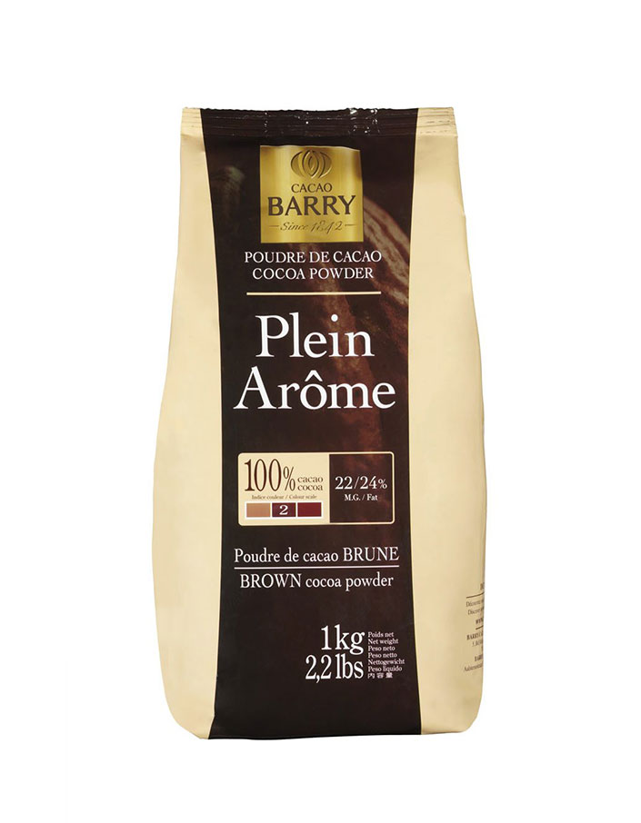 Какао порошок PLEIN ARÔME  компании Cacao Barry