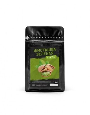 Фисташка зеленая сорт А  (0.1 кг)