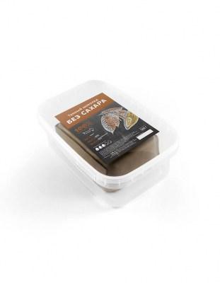 Шоколад без сахара Callebaut темный 54% (0.5 кг)