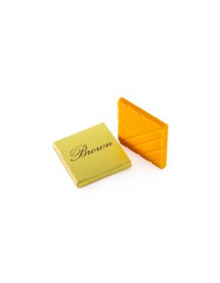 Цветной шоколад с логотипом 5 г