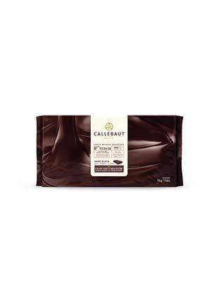 Шоколад горький Callebaut Strong 70,5% (5 кг)