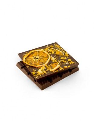 Шоколад с логотипом 80 г (с начинкой)