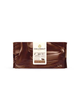 Шоколад молочный Callebaut Select 33,6% (5 кг)