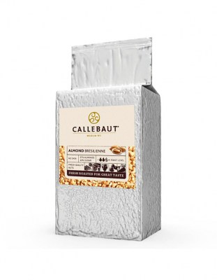 Карамелизованный миндаль Almond Bresilienne Callebaut (1 кг)