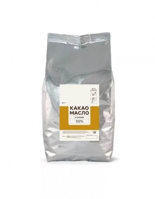 Какао масло Barry Callebaut кусковое (1 кг)
