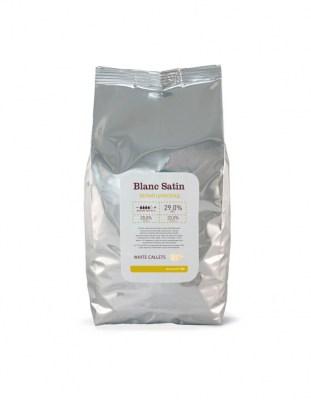 Шоколад белый Blanc Satin 29% (1 кг)