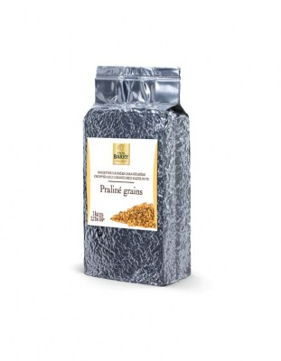 Карамелизованный Фундук Hazelnut Bresilienne Cacao Barry 1 кг
