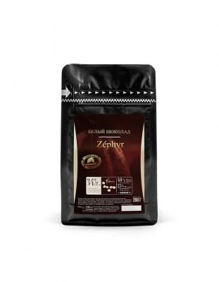 Шоколад белый Zephyr 34% (0.2кг)