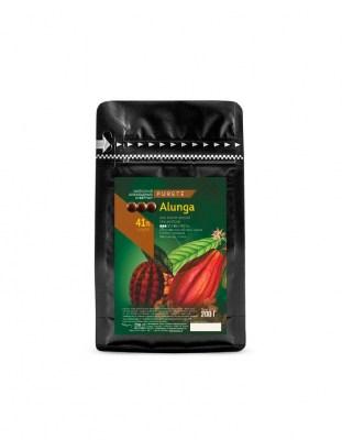 Шоколад молочный Alunga 41% (0.2 кг)