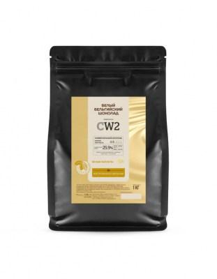 Шоколад белый Callebaut CW2 (1 кг)
