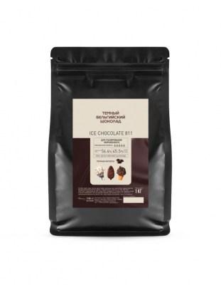 Шоколад темный Ice Chocolate Dark 1 кг
