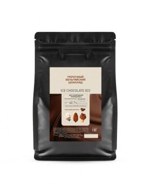 Шоколад молочный Ice Chocolate Milk 1 кг