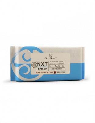 Молочный шоколад без молока Callebaut NXT 37,6% (10 кг)