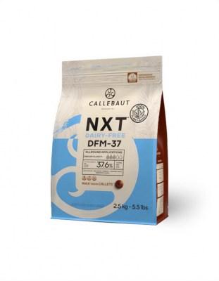 Молочный шоколад без молока Callebaut NXT 37,6% (2,5 кг)