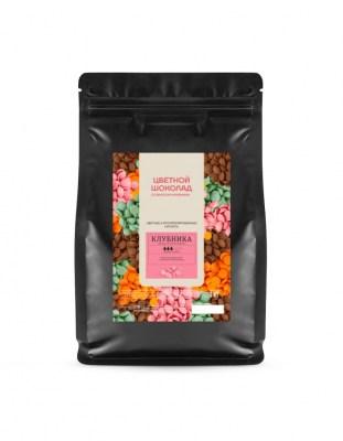 Шоколад Callebaut Strawberry (1 кг)