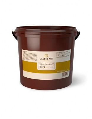 Какао масло Callebaut (3 кг)