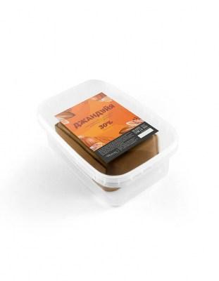 Джандуйя темная Dark gianduja Callebaut (0,5 кг)