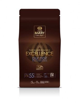 Шоколад темный Excellence 55% (5 кг)