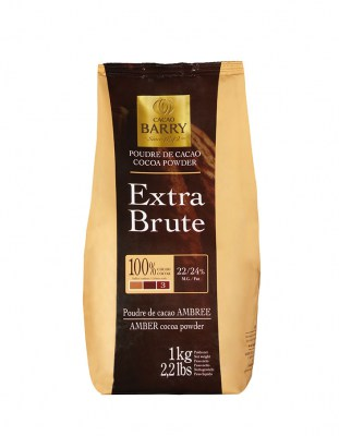 Какао порошок EXTRA BRUTE  компании Cacao Barry
