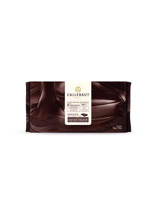 Шоколад без сахара Callebaut темный 54% (5 кг)