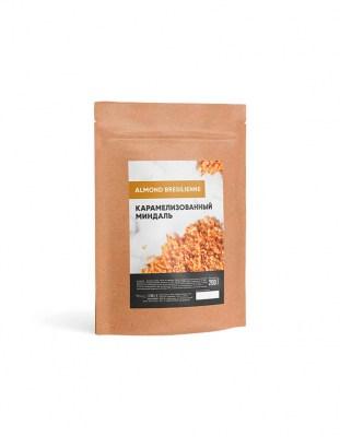 Карамелизованный миндаль Almond Bresilienne Callebaut (0.2 кг)