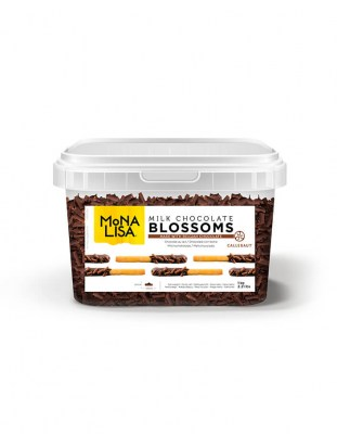 Шоколадные завитки Blossoms Milk (1 кг)