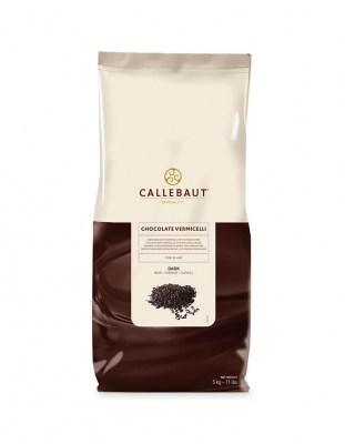 Шоколадная вермишель темная Vermicelli Dark (5 кг)