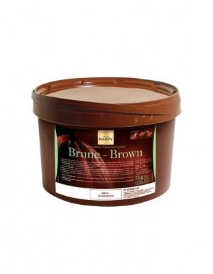 Глазурь Pate a Glacer Brune (5 кг)
