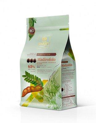 Шоколад темный Madirofolo 65% Barry (1 кг)