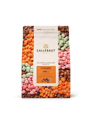 Шоколад Callebaut Caramel (2,5 кг)