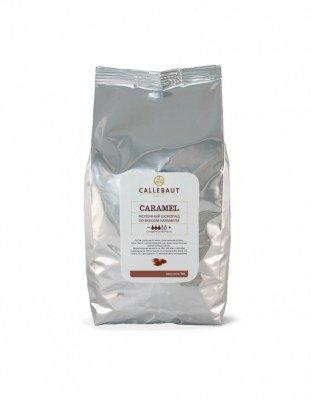 Шоколад Callebaut Caramel (1 кг)
