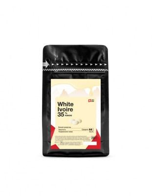 Шоколад белый Carma Ivoire 35% (0,2 кг)