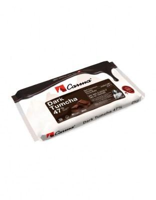 Шоколад темный Carma Tumcha 47% (2 кг)