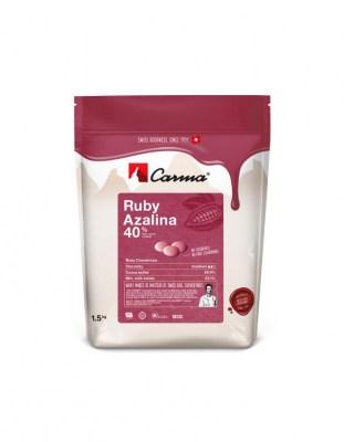 Шоколад Carma Ruby Azalina 40% (1,5 кг)
