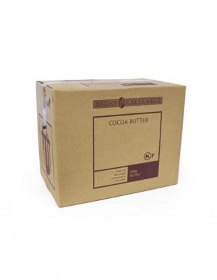 Какао масло Barry Callebaut (25 кг)