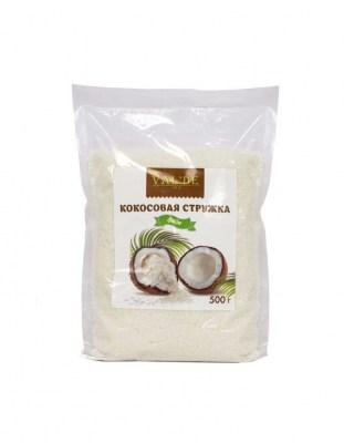 Кокосовая стружка 65% файн Valde 0.5 кг