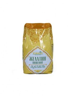 Желатин говяжий гранулированный 180 bloom Valde 0.5 кг