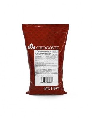 Шоколад горький Chocovic 71.6% (1,5 кг)