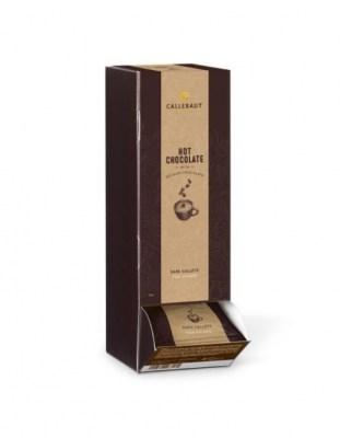 Горячий шоколад темный Callebaut 0.875 кг