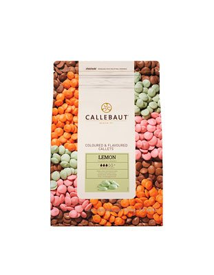 Шоколад Lime Callebaut