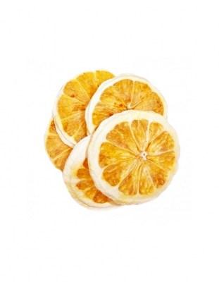 Лимон сублимированный слайс без цедры 250 г