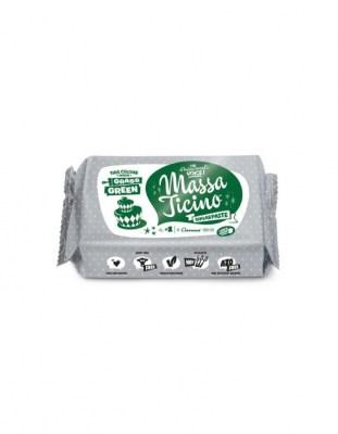 Мастика зеленая Тичино Тропик Carma (0,25 кг)