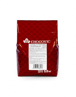 Шоколад молочный Chocovic 35,9% 5 кг