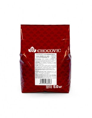 Шоколад молочный Chocovic 31,7% 5 кг