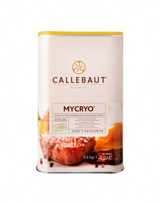 Какао масло Mycryo (0,6 кг)