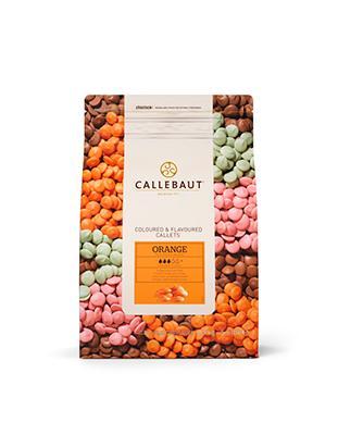 Шоколад Orange Callebaut