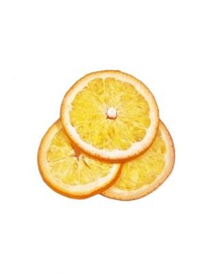 Апельсин сублимированный слайс с цедрой 250 г