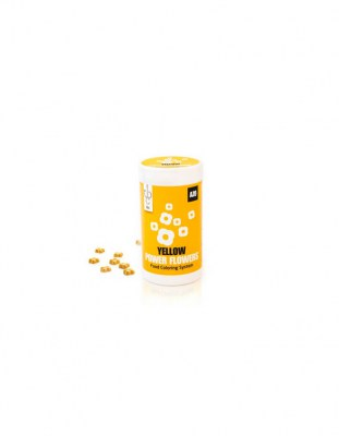 Желтый краситель Power Flowers (50 г)