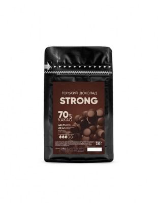 Шоколад горький Sicao Strong 70,1% (0.2 кг)